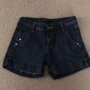 NWOT Lee Jean shorts!